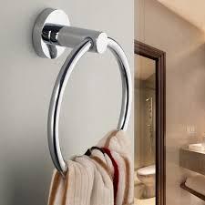 Bath towel hanger Holders Bathroom 304 Stainless Steel Bath Towel Holder Hand Towel Ring Hanging Towel Hanger Bathroom Accessories Polished Finish Aliexpresscom Aliexpresscom Buy 304 Stainless Steel Bath Towel Holder Hand