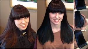 Hair Style Before And After gel salon clients 3920 by wearticles.com