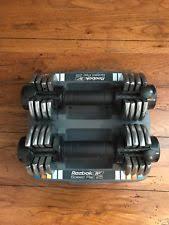 reebok 25 lb dumbbell. reebok adjustable dumbbells from 5lb to 25lb reebok 25 lb dumbbell