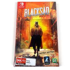 Blacksad Under the Skin Limited Edition Nintendo Switch Lenticular New  Sealed 3760156483399 | eBay
