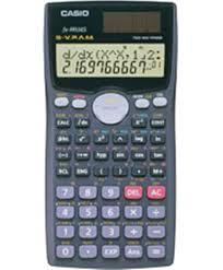casio scientific calculator fx991msplus
