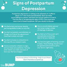 Baby Blues Vs Postpartum Depression Chart Baby Blues Symptoms And Treatment
