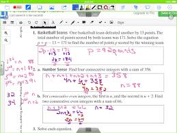 7 3 notes multi step equations with fractions decimals p 356 357 2 40 even quiz friday