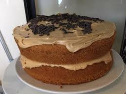 Coffee cakes traditionally do not have actual coffee in the ingredients. Homemade Coffee Cake 1 75 For A Hearty Slice Picture Of Mere Moments Diss Tripadvisor
