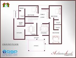 four bedroom house plans fresh single floor 4 bedroom house plans kerala lovely 21 best single