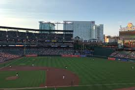 Breakdown Of The Camden Yards Seating Chart Baltimore Orioles