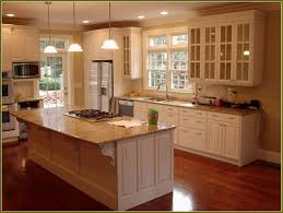 Style Kitchen Unfinished Home Depot Doors Pine Shaker Knotty White