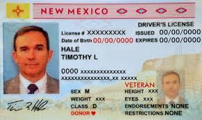 Veteran Journal » Licenses Show To Status Albuquerque