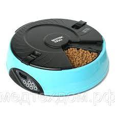 <b>Автоматическая кормушка</b> собак и кошек <b>SITITEK</b> Pets Maxi (6 ...