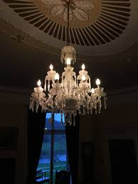 lot 247 impressive tipperary crystal twelve branch chandelier