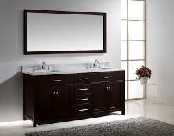 Double Vanity Cabinets Bathroom Caroline 72 Double Bathroom Vanity Cabinet Virtu Usa