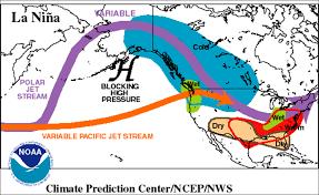 La Nina Weather Pattern