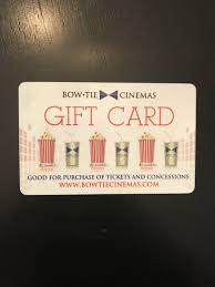 bow tie cinema gift cards creativeletter co