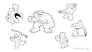 Superhero Printable Coloring Pages Pictures Of Superheroes To Colour In L Design Co