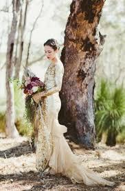 23 fabulous gold wedding dresses weddingomania