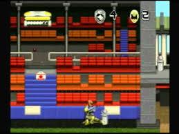 let s play power rangers spd plug n play game 2005 part 1 yellow ranger bugglesworth