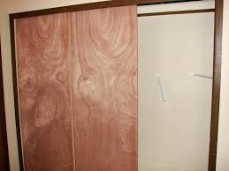 install sliding closet doors over carpet installing on concrete laminate flooring