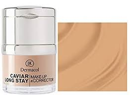 dermacol caviar long stay make up corrector long stay make up with