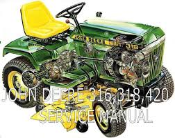 onan engine service manual john deere 316 318 420 hp diagnosis tests and adjustments hydraulic system checkout operation and diagnosis hydraulic system checkout hydraulic schematics theory of operation