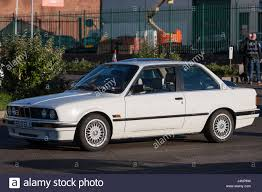 Coupe Series bmw two door : An Alpine white 1989 BMW 316i E30 two door coupe on display at the ...