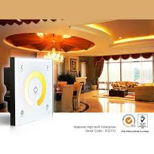 d2 4a 2ch max 8a dc12 24v d series dimming touch panel high