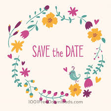 save the date template free download free vectors save the date vector card backgrounds
