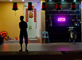 Red Light District Geylang Singapore Singapores Sex Trade Licensed Brothels Sugar Babies