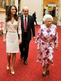 As the wife of a reigning monarch, kate middleton will become what's known as the queen consort. 28 The Queen With Kate Ideas Duchess Of Cambridge Kate Middleton Queen Elizabeth Ii