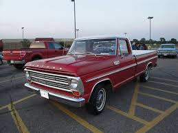 68 Mercury M-100 Pick-Up on Flickr. Car Crazy: a blog for less ...