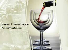 Wine Powerpoint Template Wine Powerpoint Template By Poweredtemplate Com Youtube