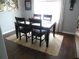 square rug under round dining table rugs for dining room area rug for square dining table