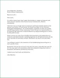 Resignation From Board 022 Template Ideas Sample Resignation Letter Board Of