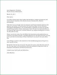 Sample Resignation Letter From Board Member 022 Template Ideas Sample Resignation Letter Board Of