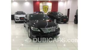 Lexus Ls 460 S 460 L 2010 Accident Free Top Range First Owner Good Condition Tiers