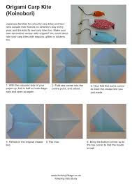 Origami Carp Instructions - Tikipaniki.net