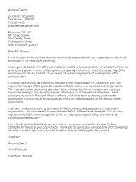 Covering Letter Format For Job Application Sample Covering Letter For Job Application Senior Management
