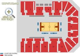 Bjcc Basketball Seating Chart Birmingham Genting Arena Nec Lg Arena Detailed Seat