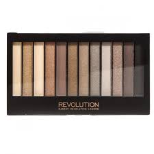 makeup revolution s eyeshadow redemption palette iconic 2 by mur for beauty in australia