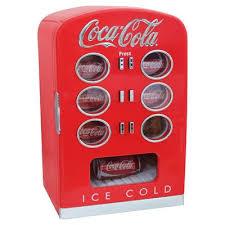 Mini Vending Machine Amazon Custom Soft Drink Nostalgia Top CocaCola Vending Machines And Fridges For