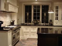 off white cabinets with granite countertops antique white kitchen cabinets white kitchen cabinets dark granite countertops
