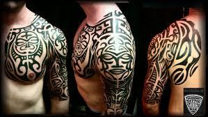 Tetování Polinesie Tribal Tetování Tattoo