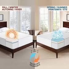 costco mattress topper. Modren Topper Novaform Seasonal Memory Foam Mattress Topper And Costco A