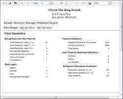 How To Create A Kenedy Statistics Report