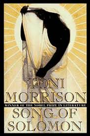 toni morrison song of solomon