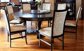 stunning round dining table 60 inch 18 tables new attractive 77 with black ped of