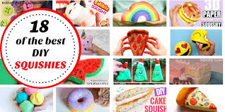 18 of the best diy squishies
