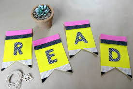 hang your diy pencil pennant banner from jute cord with small clothespins this back to school pencil pennant banner is the perfect addition to any