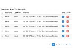 Data table design examples Css Bootstrap Snippet For Datatable Bootsnipp Bootstrap Table Examples