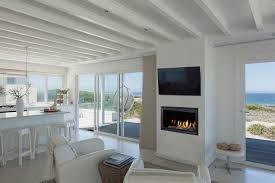 TV or fireplace? Both, please!