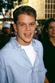 Matt Damon - Through the years - Entertainment.ie